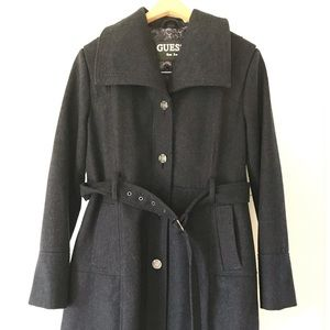 Guess -Los Angeles 1981- trench coat
